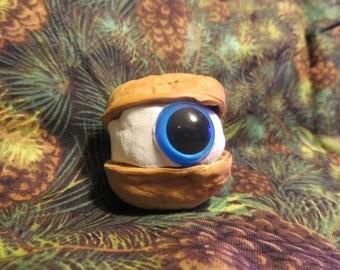 Walnut Eye Curio