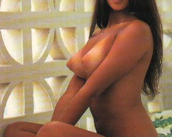 MATURE - Playboy Trading Card February Edition - March Preview Card - Ellen Michaels - Card #1PR