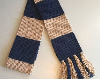 Harry Potter-inspired Ravenclaw scarf