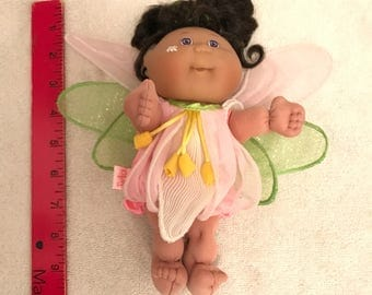 Mini Cabbage Patch Flower Fairy Doll
