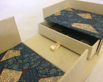 Keepsake / memory  box with drawer