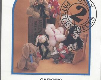 Carol's Rabbit pattern OOP Uncut
