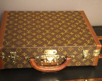 Louis Vuitton Monogram Small Suitcase or Briefcase