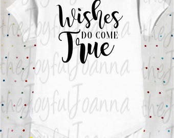Wishes do Come True Onesie