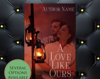 75% SALE A Love Like Ours Pre-Made eBook Cover * Kindle * Ereader Cover