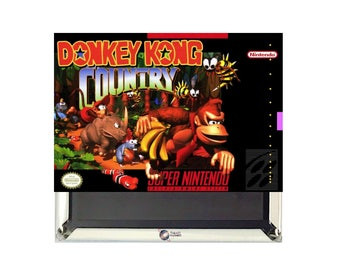 Donkey Kong Country SNES Magnet