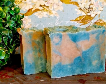 Vanilla Pear Handmade Vegan Soap