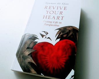 Revive Your Heart by Nouman Ali Khan Muslim Book Spirituality Islamic book