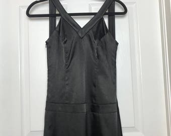XS/S Black evening gown