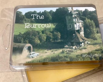 Scents of Harry Potter - The Burrow  (Notes of Harvest, Ginger Apple and Sandalwood)