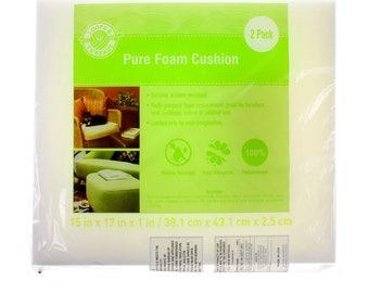 Pure Foam Cushion by Loops & Threads™