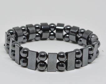 Metal Tone Stretchable Bracelet