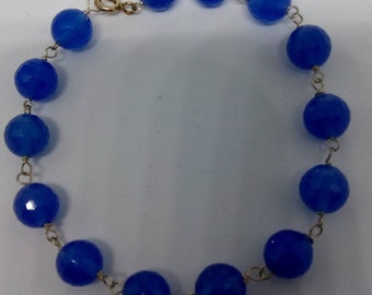 Silver bracelet without nickel
