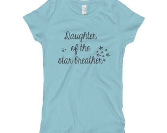 Daughter of the Star Breather -- Girl's T-Shirt