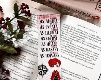 As Travars Bookmark