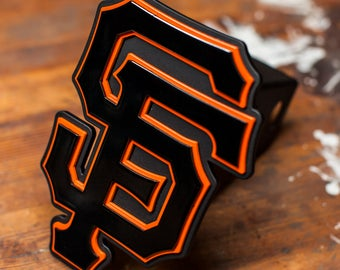 San Fransisco Giants Trailer Hitch Cover