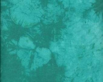 Free Spirit Quilting Cotton Fabric Teal 127645 - 1/2 Yard
