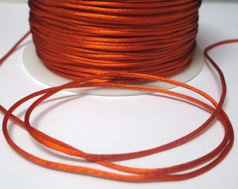 5 m rat tail orange 1 mm