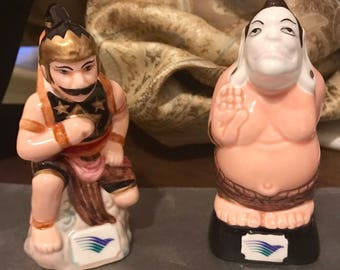 Indonesia Air ceramic figurines