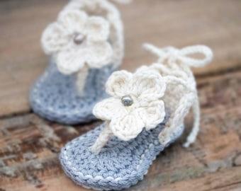 Crochet Pattern, Crochet Sandal Pattern, Crochet Shoes Pattern for Baby Girl, Crochet Pattern Baby Girl, Gladiator Sandals