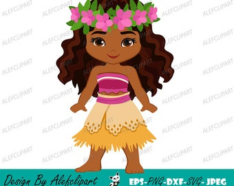 SVG Moana SVG Ready to Cut design Files svg dxf eps jpeg png (300 dpi) Cut Files For Cricut. Instant Download