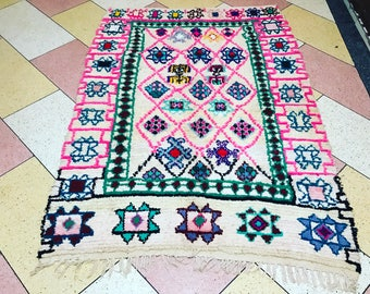Items Similar To New Moroccan Azilal Rug Tapis Berbere Alfombras