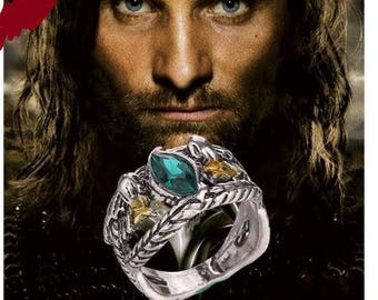Ring of Barahir Aragorn Lord of The ring