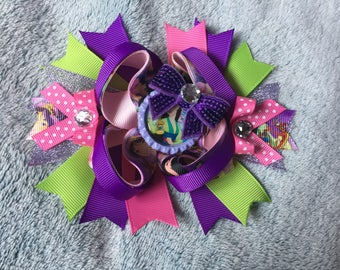 Extra Large Mulan Boutique Hair Bow