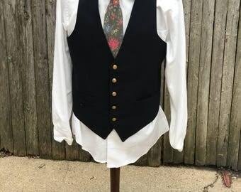 Vintage Levi Strauss vest
