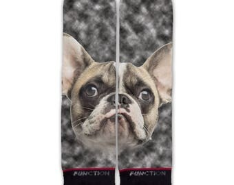 Function - Pug Face Fashion Sock