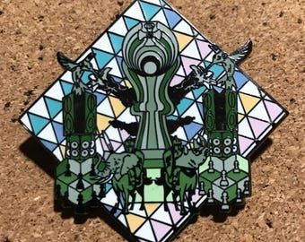 Bassnectar Church Hat Pin