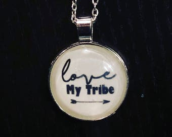 Love My Tribe Necklace
