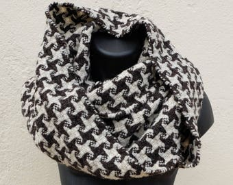Quadriskel snood wool from Brittany