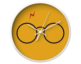 Harry potter clock Etsy