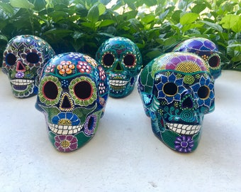 FREE SHIPPING WORLDWIDE - Mexican Skull
