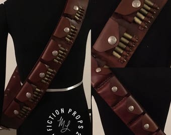 Uncharted 3 Drakes Deception Ammo Bandolier