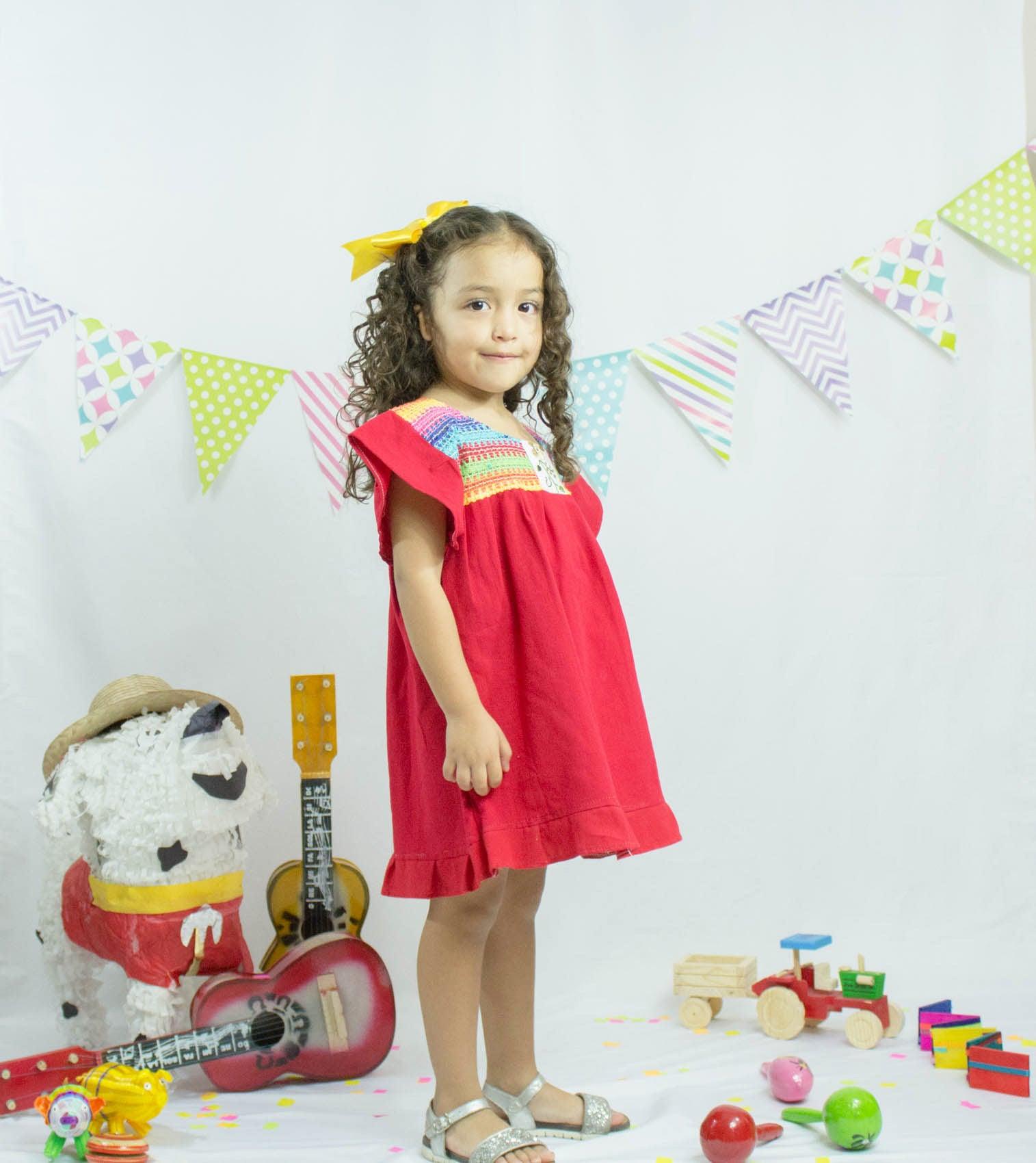 Mexican party - Girl - 4 years old - fiesta - folk - baby - birthday ... 6eccd8fdb7a