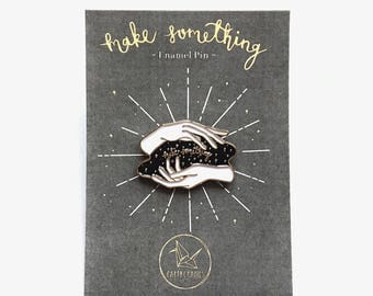 Make Something Enamel Pin(B-grade 35% off!)