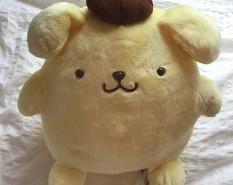 Pompompurin Sanrio ORIGINAL plush toy