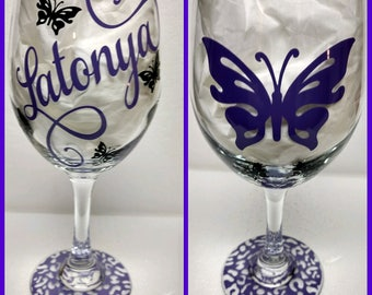 Butterflies & Wine!!