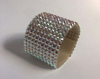 "Ballroom Jewelry Bracelet 2"" Swarovski Crystals"