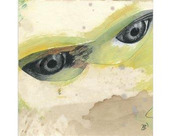 Eyes 15/15 cm (5.9/5.9 inch)