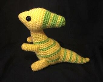 Parasaurolophus Dino Pal Stuffie
