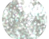 Ultimo Minerals PLATINUM QUICK HIT Silver Eye Shimmer - Natural Mica Infused Eye Pigment - Chemical & Gluten Free - Free Shipping!!