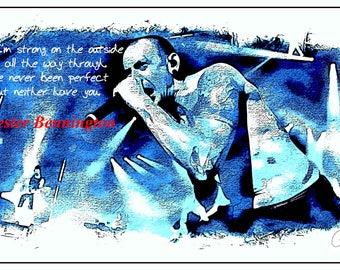 Chester Bennington Tribute 1. Linkin Park
