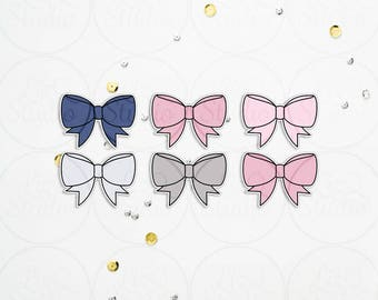 Cute Bow Die Cuts - Chic