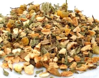 Loose Leaf Tea: LEMON (Herbal) | Organic | 2 sizes