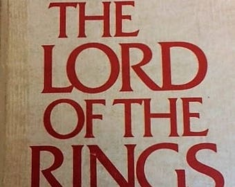 The Lord of the Rings, 3 Volume Set