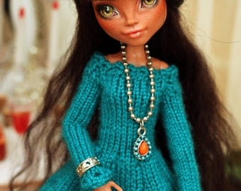 OOAK monster high doll isi dawndancer