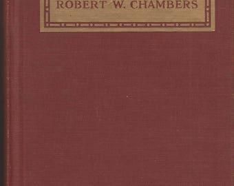 Barbarians by Robert W Chambers (Hardcover, War Adventure, Romance) 1917